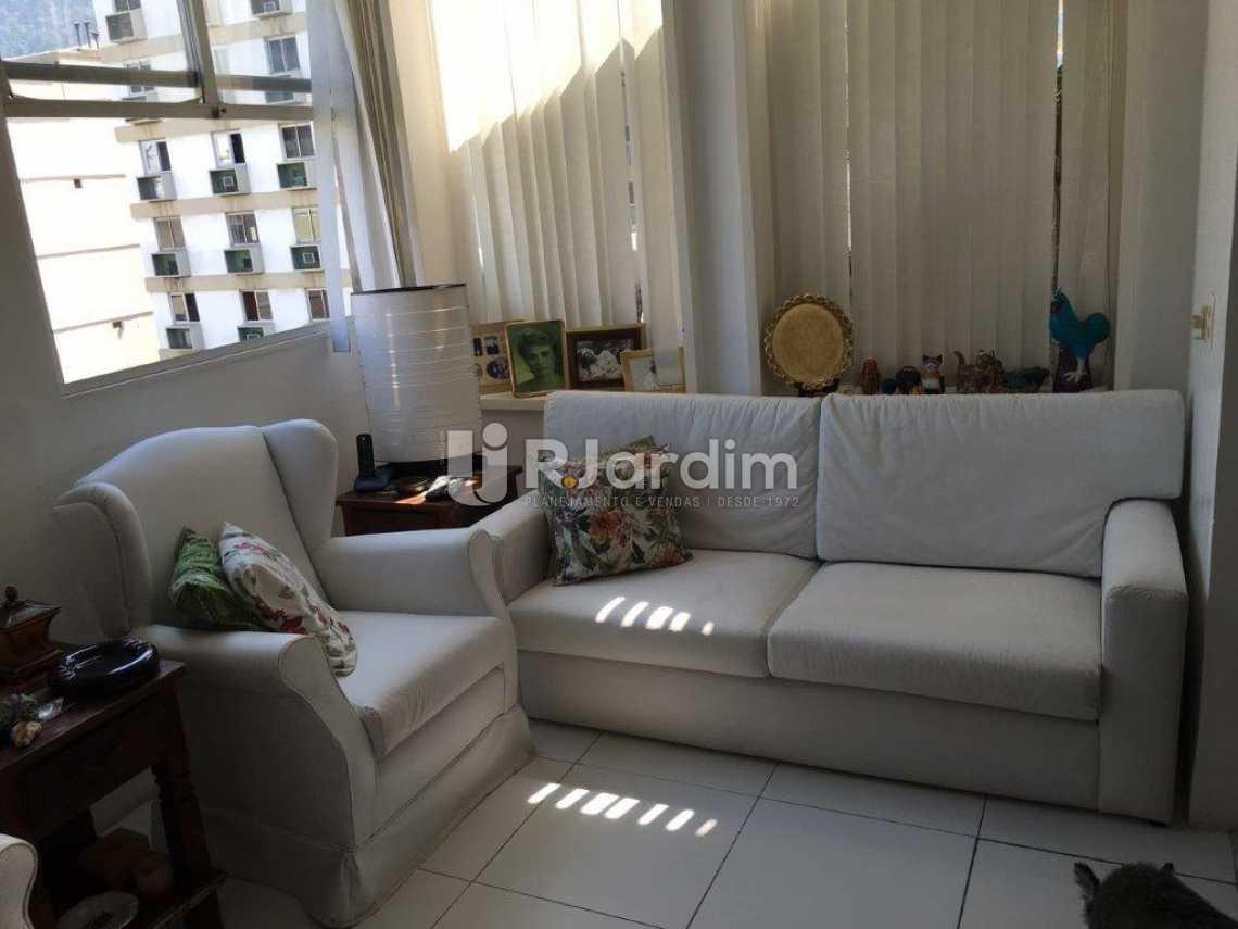 Sala TV - Apartamento Padrão Residencial Botafogo - LACO30176 - 19