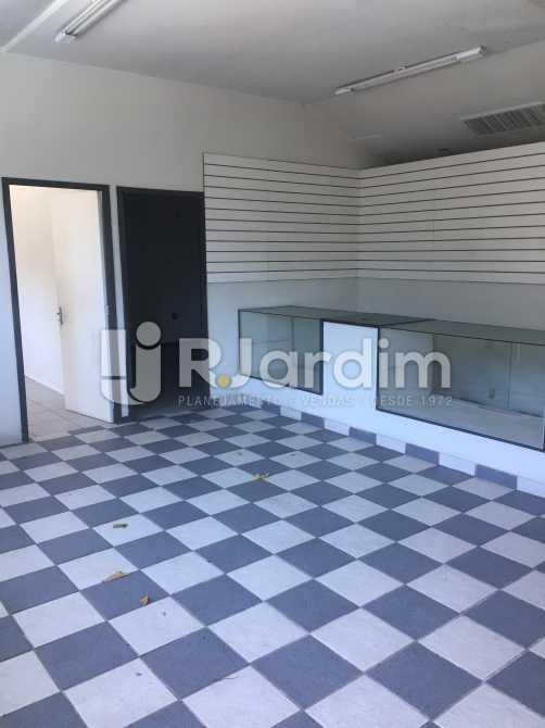 Salão - Imóveis Compra Venda Joá Casa Comercial - LACC40004 - 13