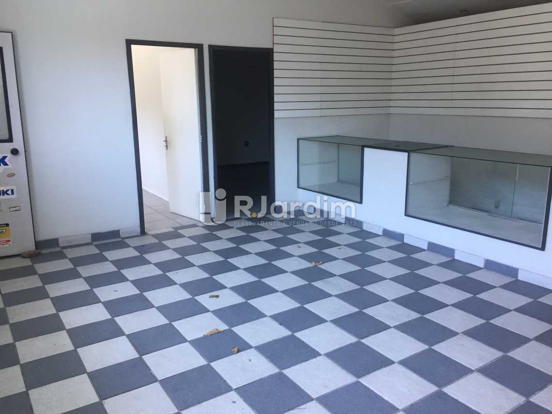 Salão - Imóveis Compra Venda Joá Casa Comercial - LACC40004 - 12