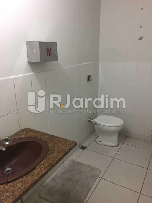 Banheiro - Imóveis Compra Venda Joá Casa Comercial - LACC40004 - 8