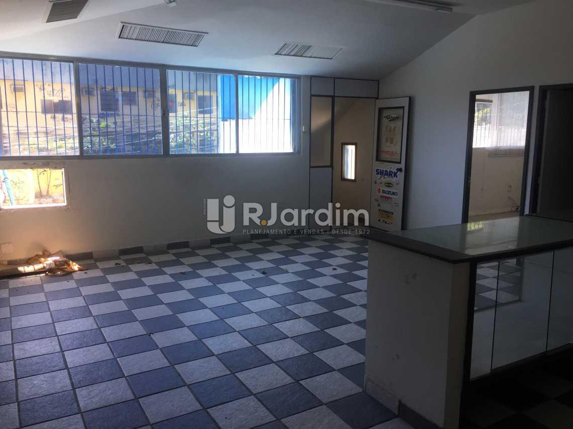 Salão - Imóveis Compra Venda Joá Casa Comercial - LACC40004 - 14