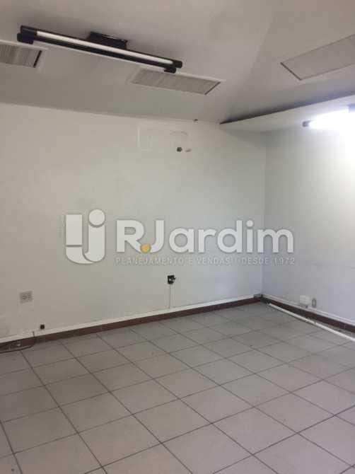 Salão - Imóveis Compra Venda Joá Casa Comercial - LACC40004 - 16