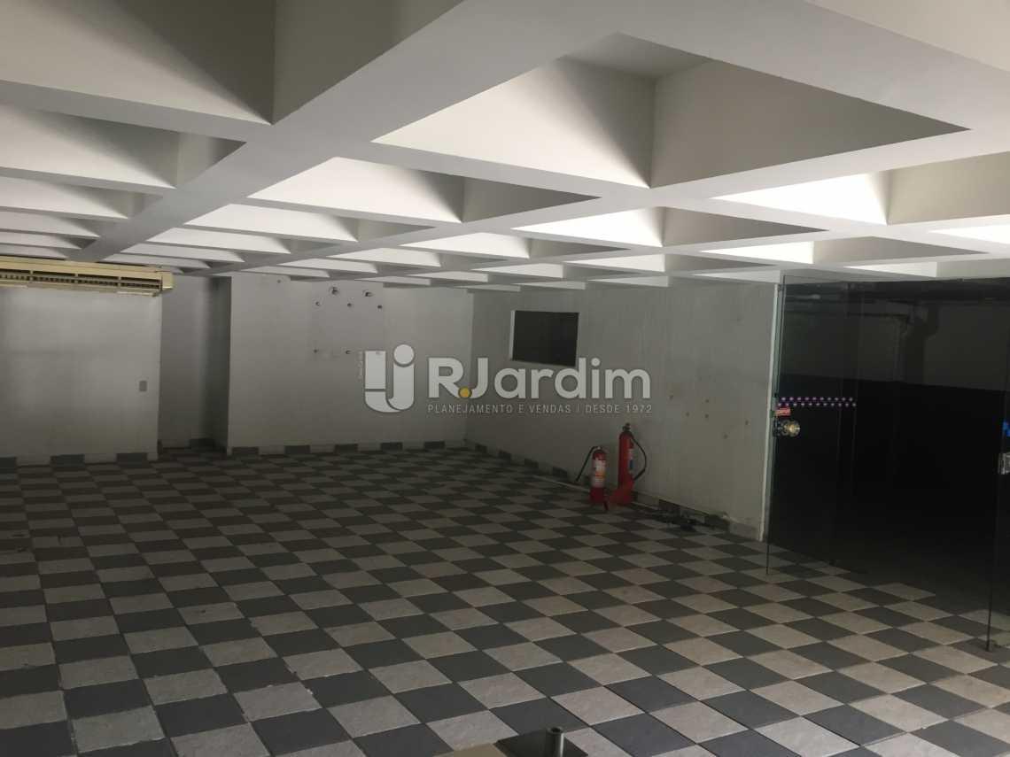 Salão - Imóveis Compra Venda Joá Casa Comercial - LACC40004 - 4