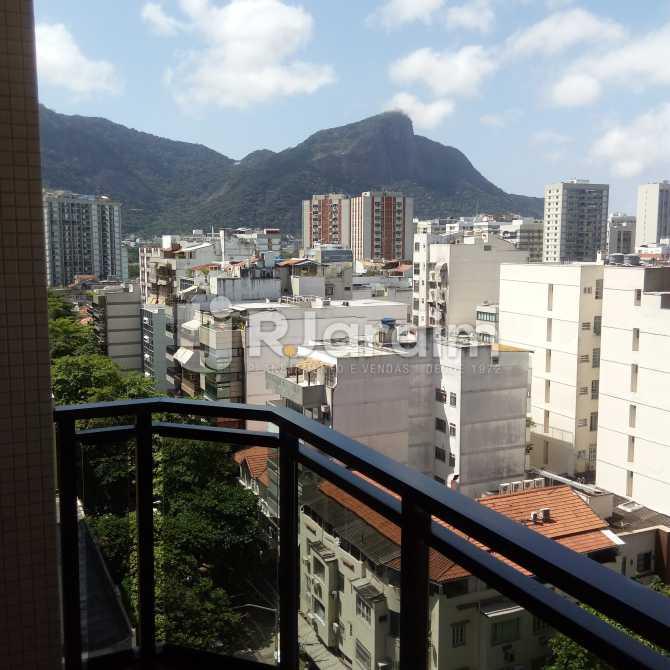 LEBLON  - Flat Para Alugar - Leblon - Rio de Janeiro - RJ - LAFL20037 - 1