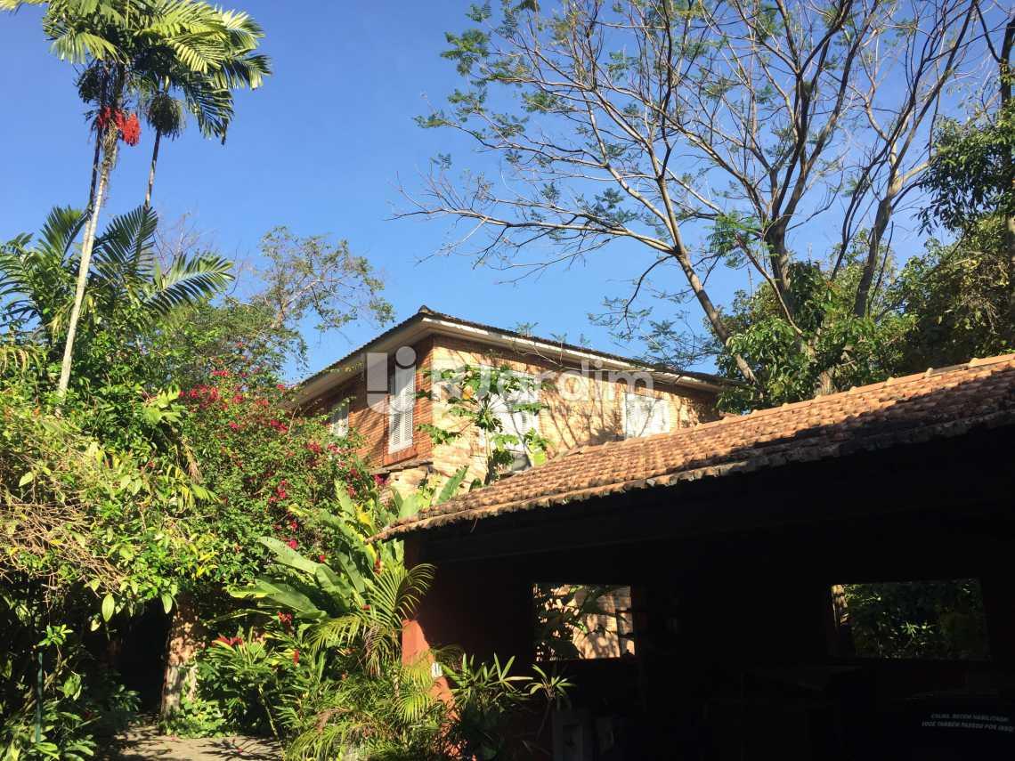 Fachda - Imóveis Aluguel Jardim Botânico Casa - LACA50018 - 3