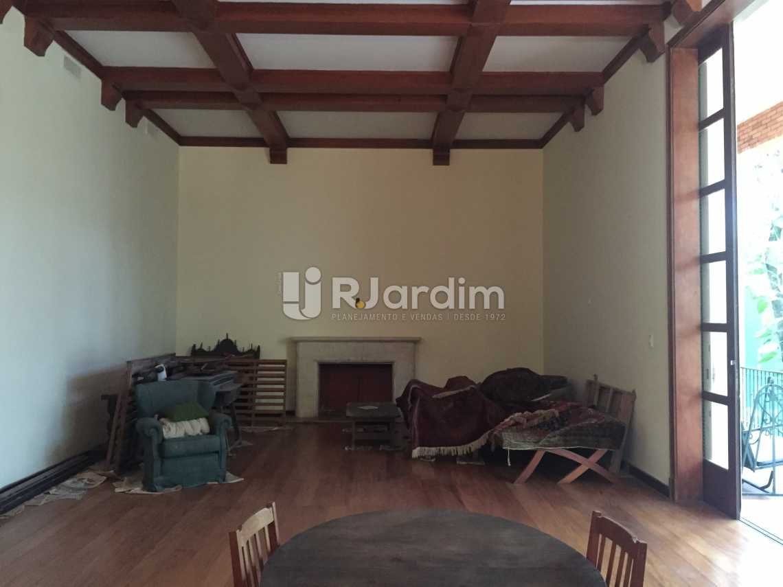 Salão - Imóveis Aluguel Jardim Botânico Casa - LACA50018 - 9