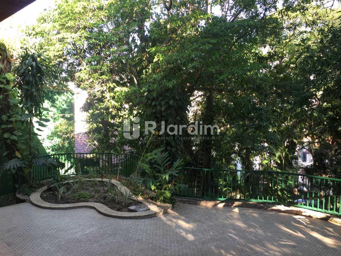 Jardim - Imóveis Aluguel Jardim Botânico Casa - LACA50018 - 11