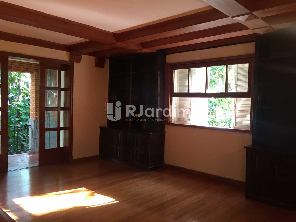 Sala - Imóveis Aluguel Jardim Botânico Casa - LACA50018 - 12