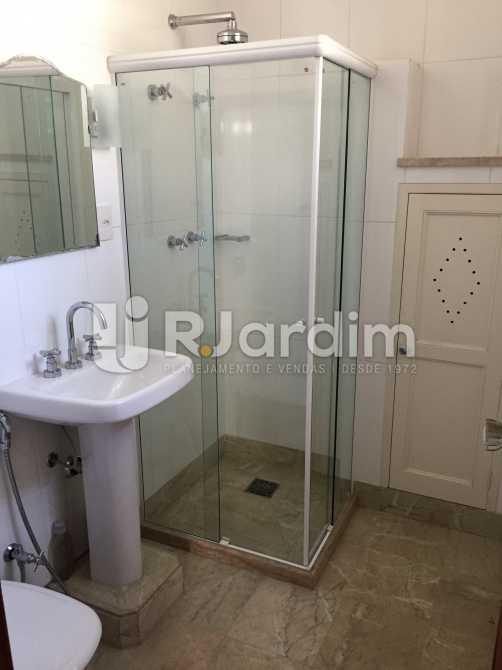 Banheiro social - Imóveis Aluguel Jardim Botânico Casa - LACA50018 - 14