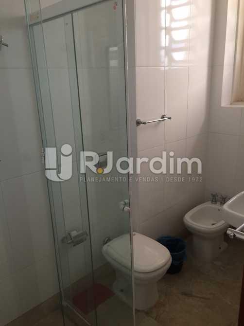 Banheiro suíte - Imóveis Aluguel Jardim Botânico Casa - LACA50018 - 23