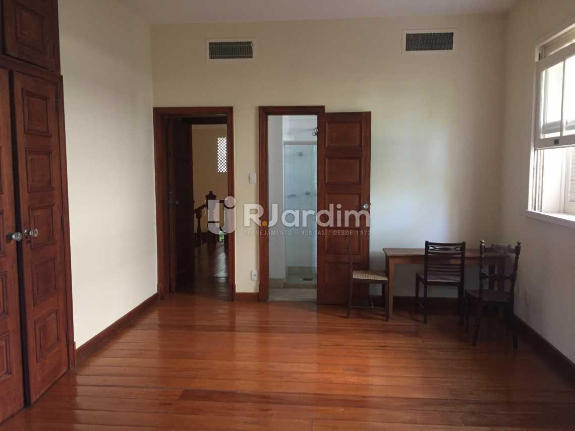 Quarto - Imóveis Aluguel Jardim Botânico Casa - LACA50018 - 24