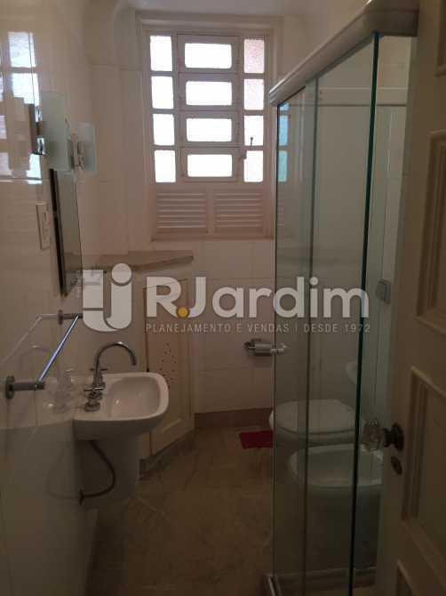 Banheiro suíte - Imóveis Aluguel Jardim Botânico Casa - LACA50018 - 28