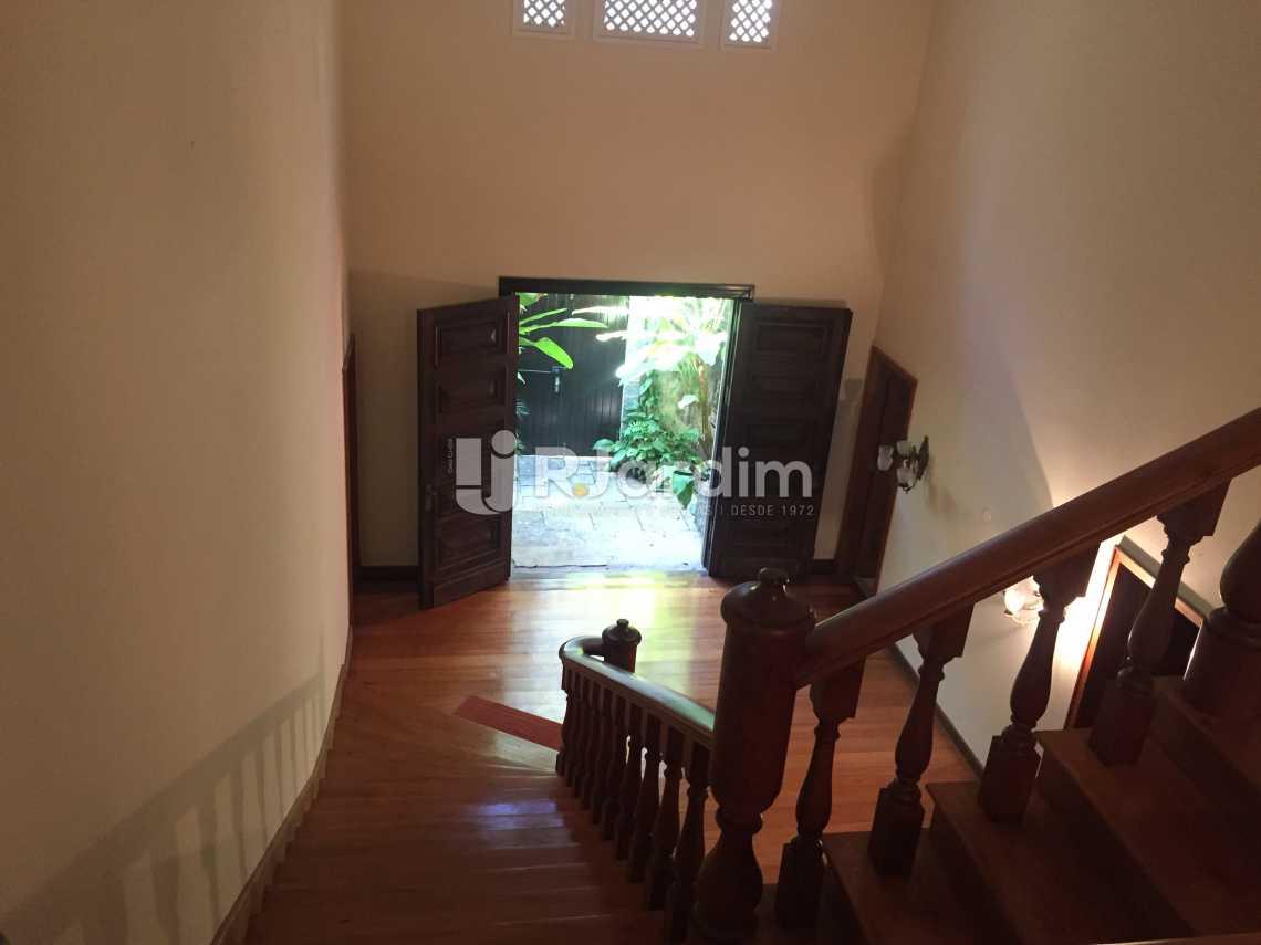 Escada - Imóveis Aluguel Jardim Botânico Casa - LACA50018 - 6