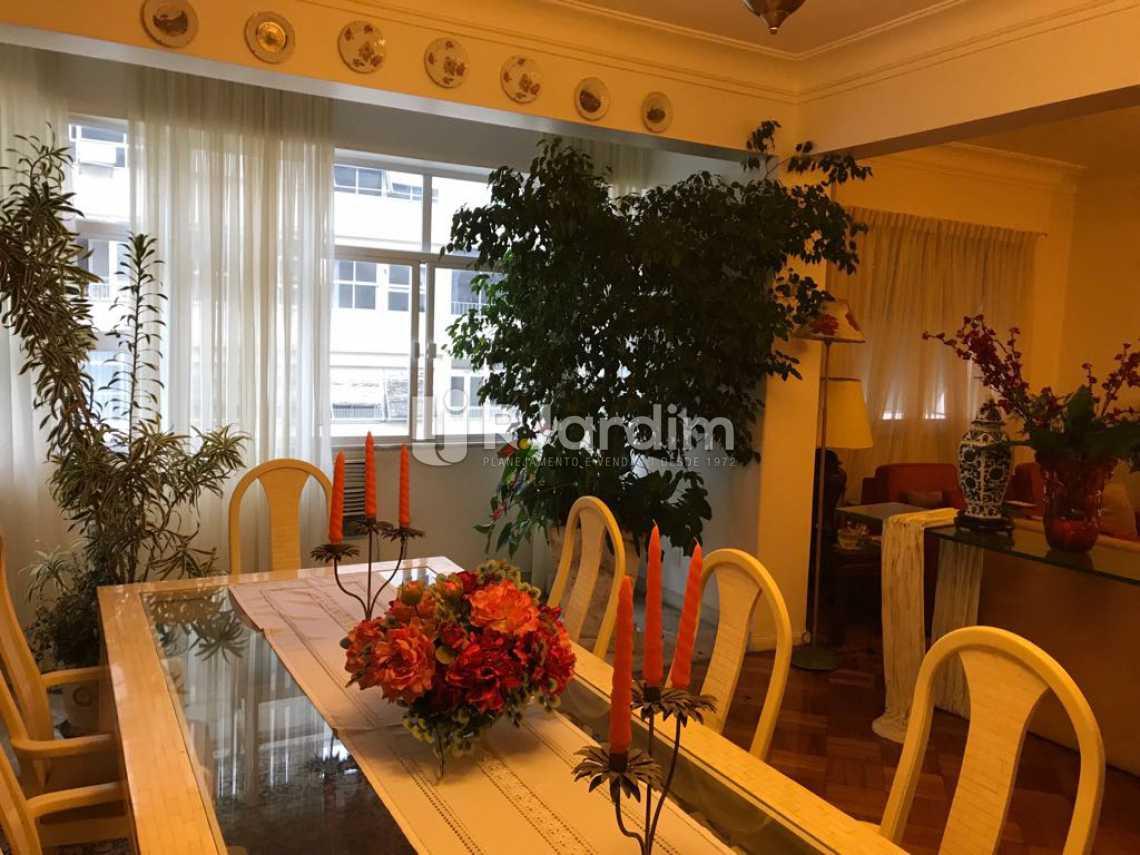 Sala jantar - Apartamento Padrão Residencial Copacabana - LAAP40540 - 5