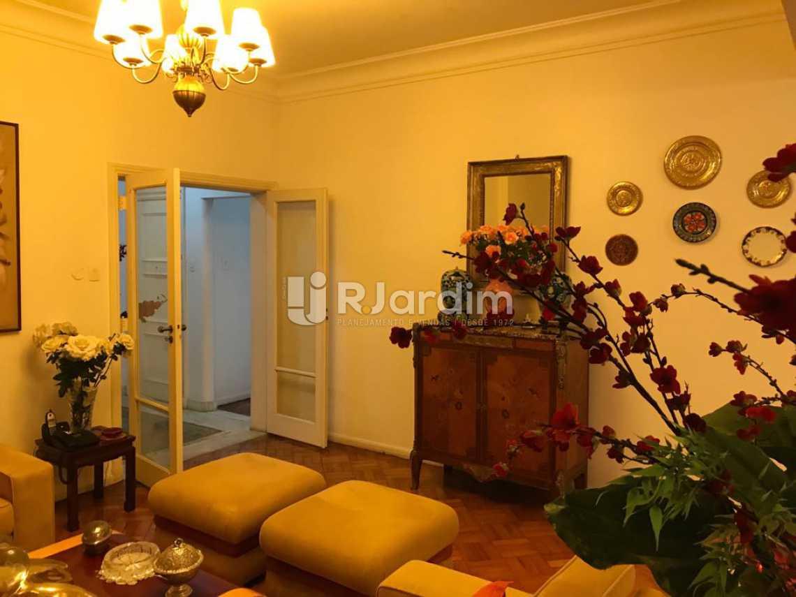 Sala de entrada - Apartamento Padrão Residencial Copacabana - LAAP40540 - 6