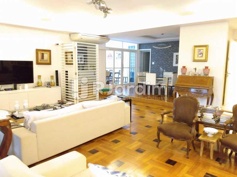 Sala - Apartamento Residencial Ipanema 3 Quartos Compra Venda Avaliação Imóveis - LAAP31308 - 1