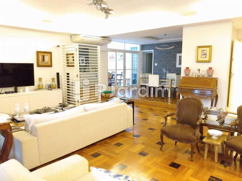 Sala - Apartamento Residencial Ipanema 3 Quartos Compra Venda Avaliação Imóveis - LAAP31308 - 20