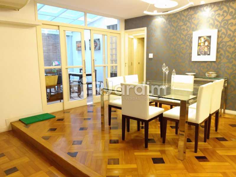 Vista para área externa - Apartamento Residencial Ipanema 3 Quartos Compra Venda Avaliação Imóveis - LAAP31308 - 5