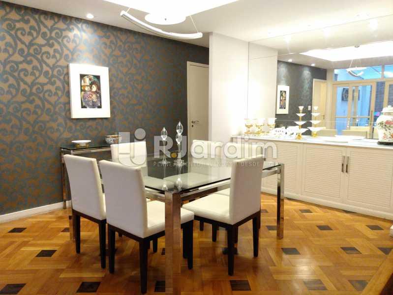 Sala de jantar - Apartamento Residencial Ipanema 3 Quartos Compra Venda Avaliação Imóveis - LAAP31308 - 3