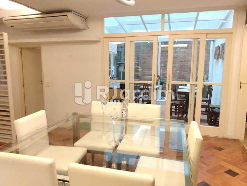 Vista para área externa - Apartamento Residencial Ipanema 3 Quartos Compra Venda Avaliação Imóveis - LAAP31308 - 6