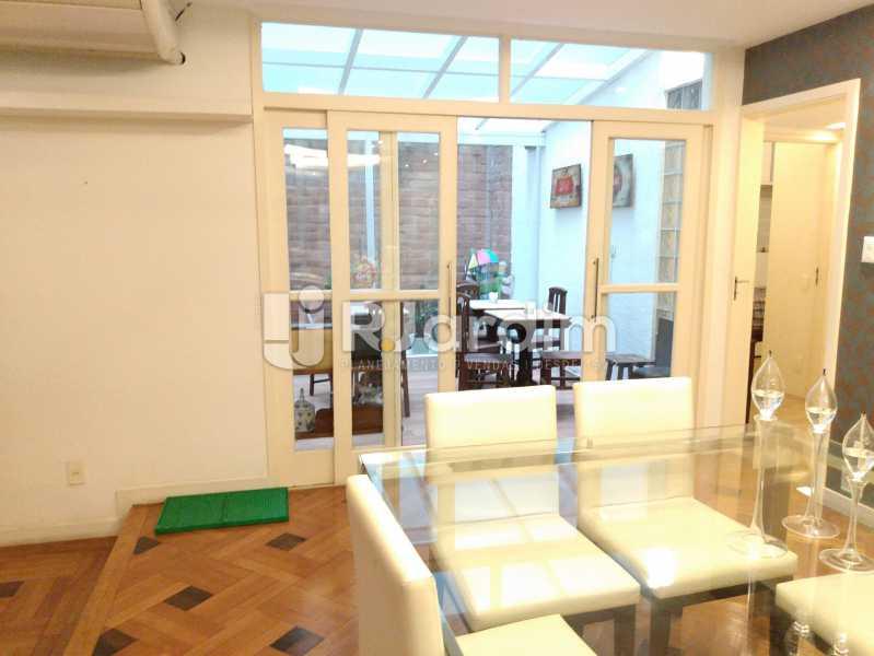 Sala de jantar / área externa - Apartamento Residencial Ipanema 3 Quartos Compra Venda Avaliação Imóveis - LAAP31308 - 21