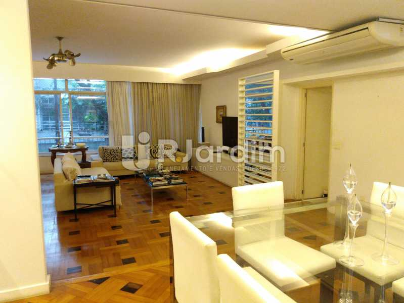 Sala / sala de jantar - Apartamento Residencial Ipanema 3 Quartos Compra Venda Avaliação Imóveis - LAAP31308 - 19