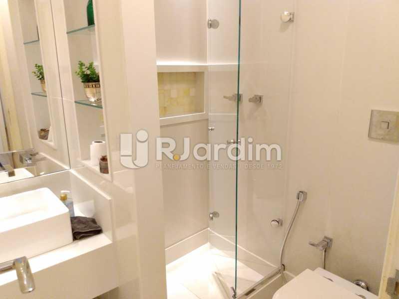 Banheiro social - Apartamento Residencial Ipanema 3 Quartos Compra Venda Avaliação Imóveis - LAAP31308 - 8
