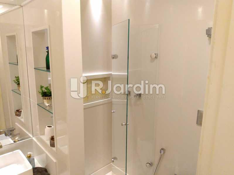 Banheiro social - Apartamento Residencial Ipanema 3 Quartos Compra Venda Avaliação Imóveis - LAAP31308 - 22