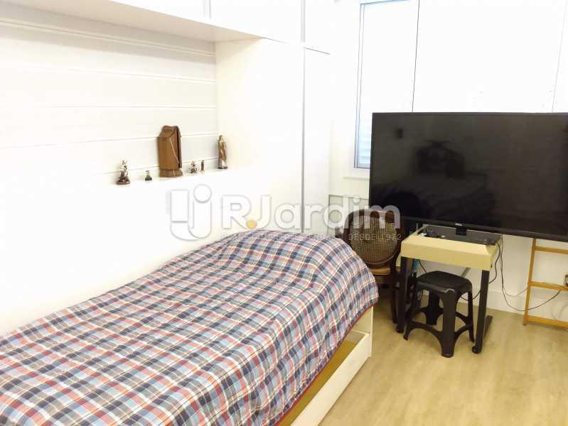 Quarto suíte 2 - Apartamento Residencial Ipanema 3 Quartos Compra Venda Avaliação Imóveis - LAAP31308 - 23