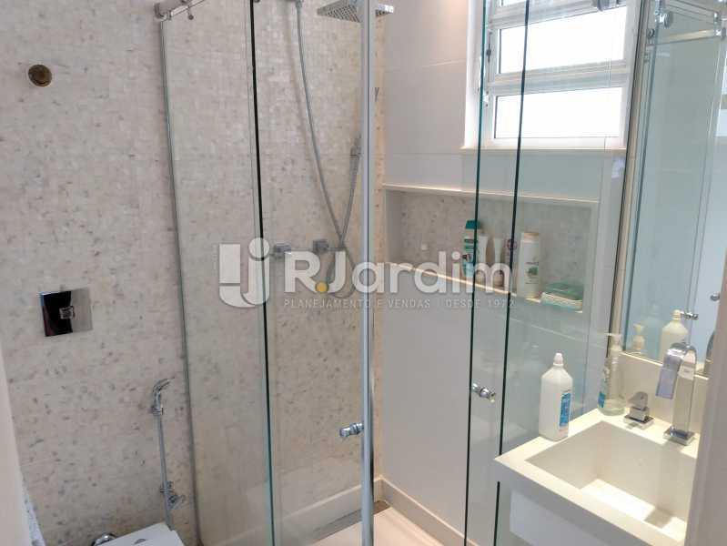 Banheiro suíte 2 - Apartamento Residencial Ipanema 3 Quartos Compra Venda Avaliação Imóveis - LAAP31308 - 14