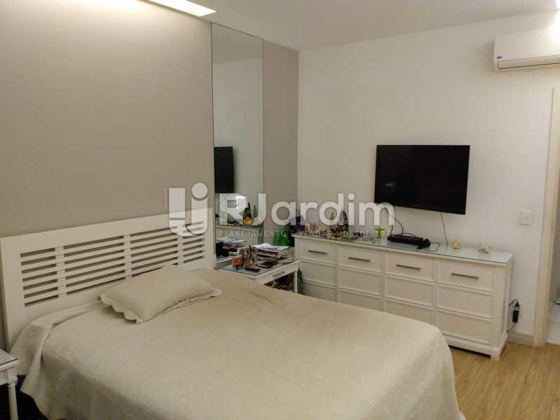Quarto suíte 1 - Apartamento Residencial Ipanema 3 Quartos Compra Venda Avaliação Imóveis - LAAP31308 - 9