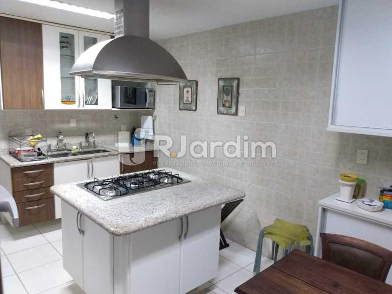 Copa / cozinha - Apartamento Residencial Ipanema 3 Quartos Compra Venda Avaliação Imóveis - LAAP31308 - 16