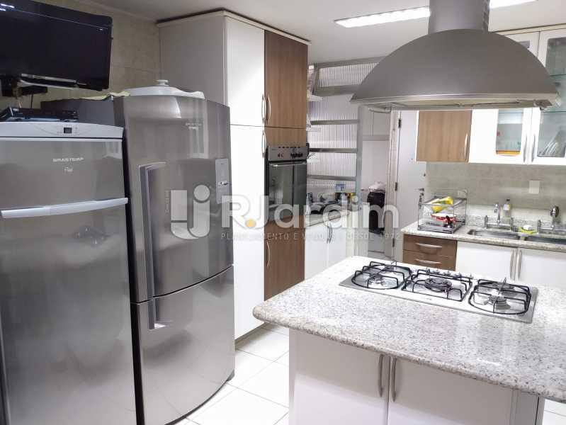 Copa / cozinha - Apartamento Residencial Ipanema 3 Quartos Compra Venda Avaliação Imóveis - LAAP31308 - 15