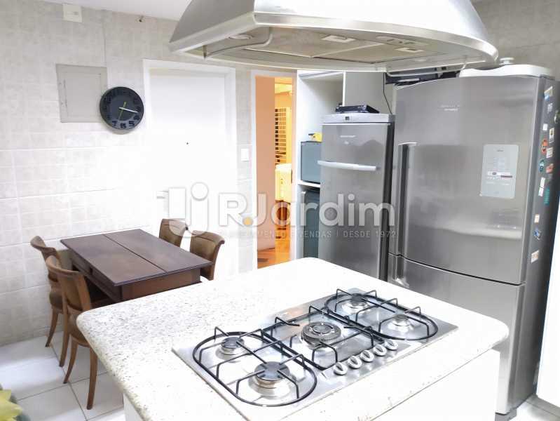 Copa / cozinha - Apartamento Residencial Ipanema 3 Quartos Compra Venda Avaliação Imóveis - LAAP31308 - 24