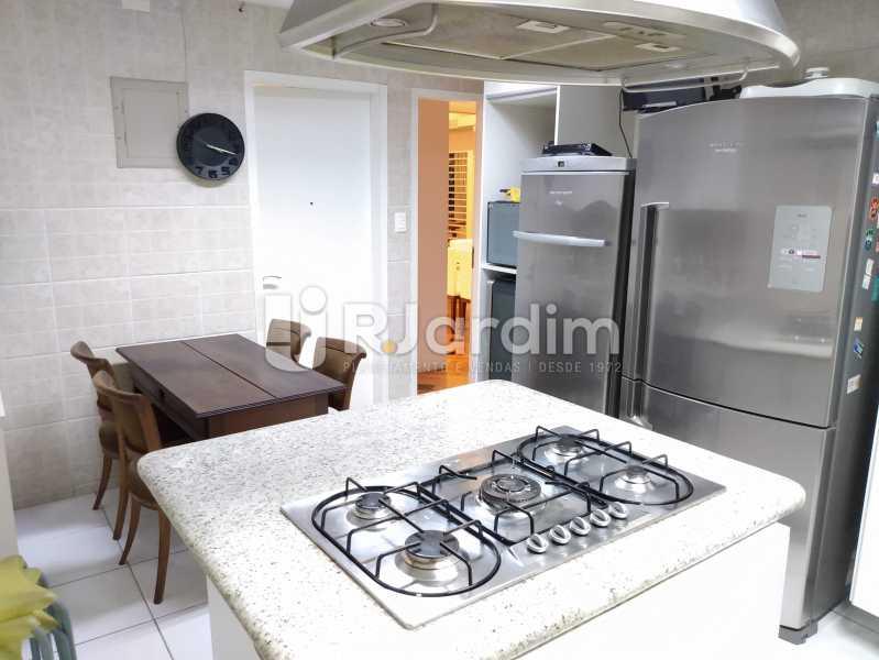 Copa / cozinha - Apartamento Residencial Ipanema 3 Quartos Compra Venda Avaliação Imóveis - LAAP31308 - 17