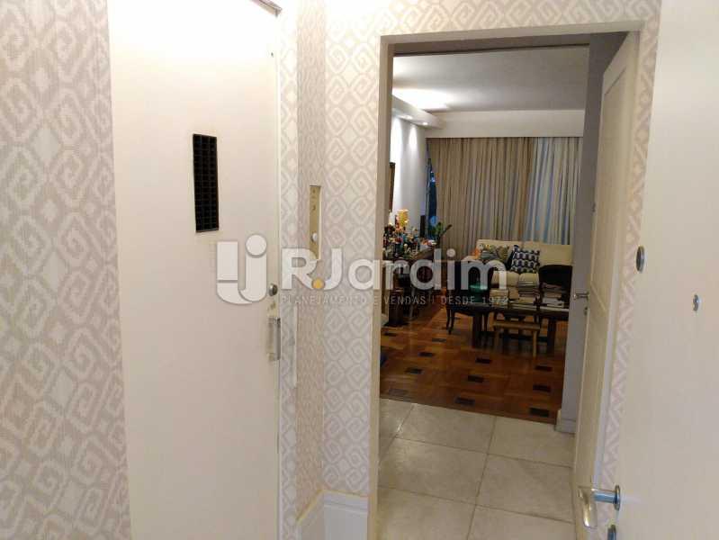 Hall de entrada - Apartamento Residencial Ipanema 3 Quartos Compra Venda Avaliação Imóveis - LAAP31308 - 18