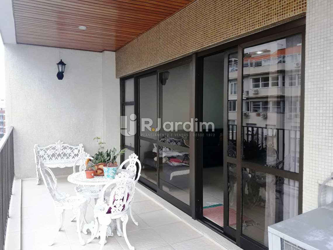 Varanda - Apartamento Residencial Copacabana - LAAP31320 - 3