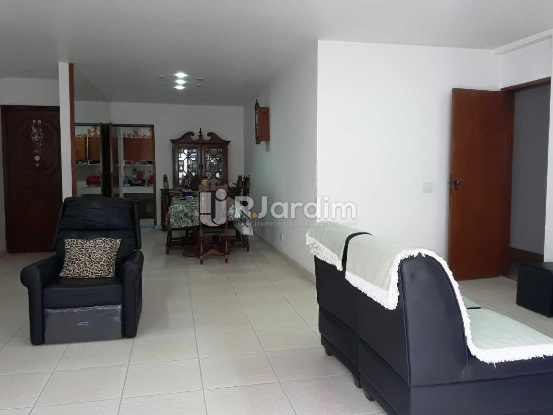Living - Apartamento Residencial Copacabana - LAAP31320 - 4