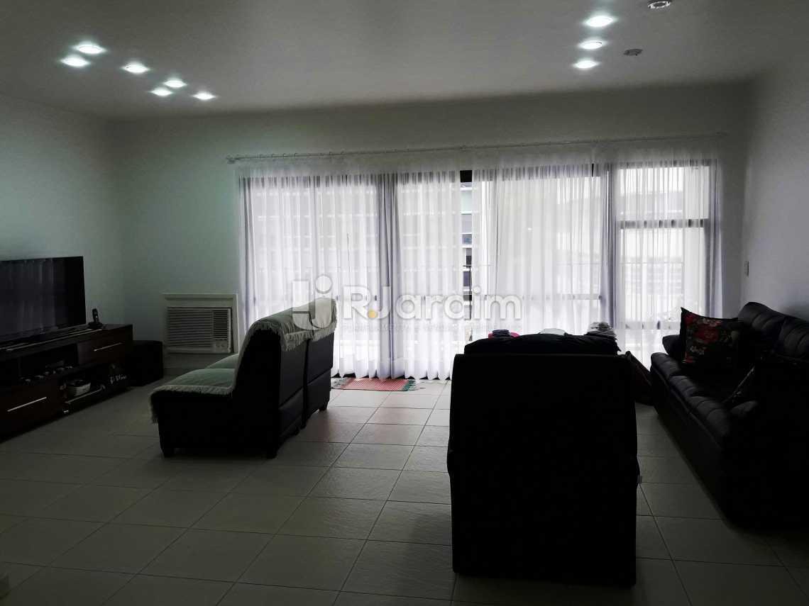 Living - Apartamento Residencial Copacabana - LAAP31320 - 7