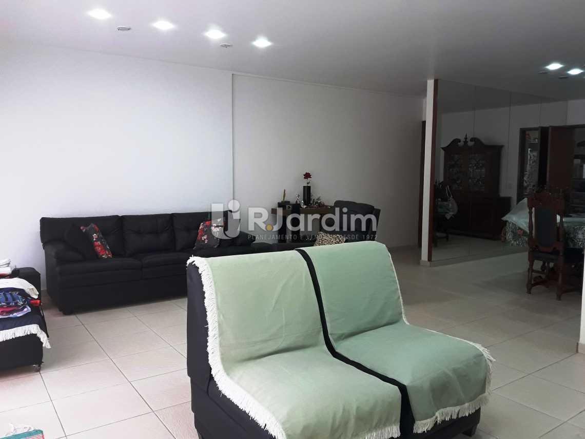 Living - Apartamento Residencial Copacabana - LAAP31320 - 8