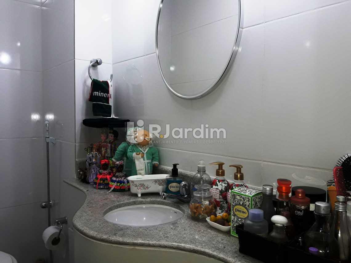 Lavabo - Apartamento Residencial Copacabana - LAAP31320 - 12