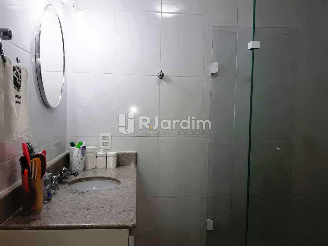 Banheiro Social - Apartamento Residencial Copacabana - LAAP31320 - 15