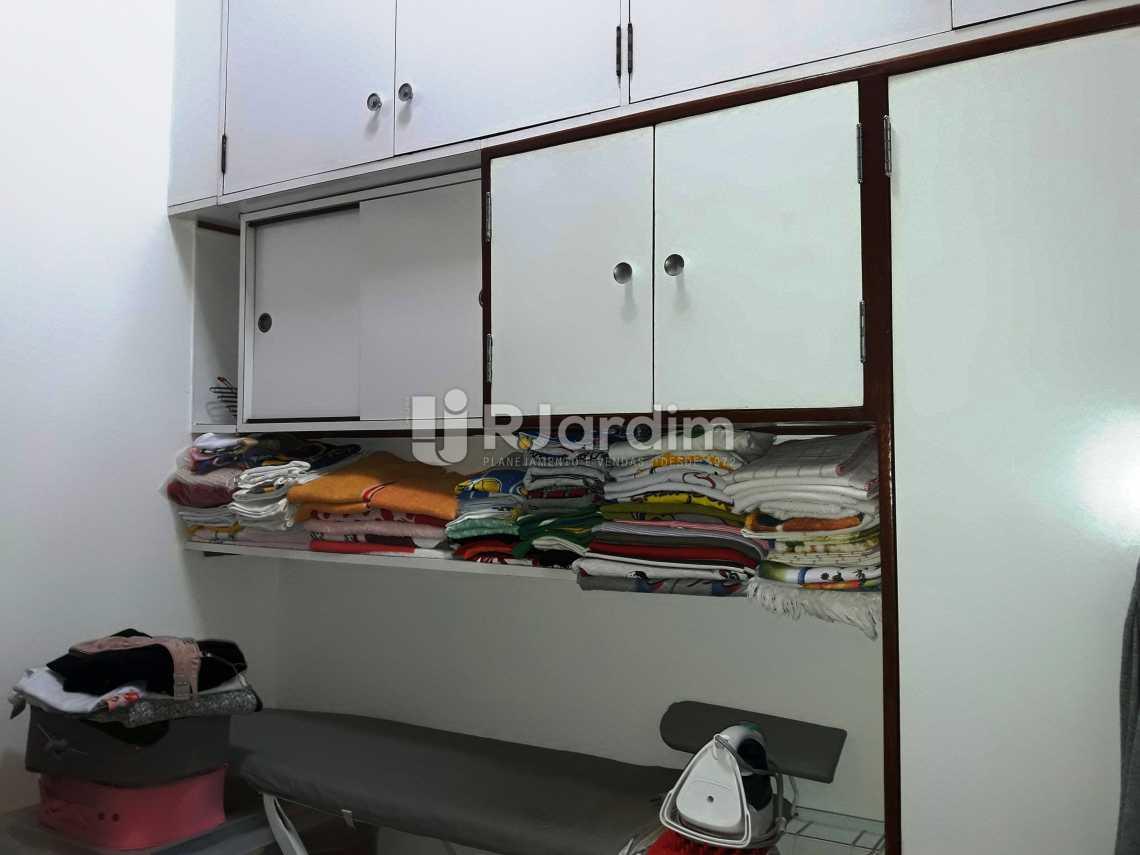 Dependência - Apartamento Residencial Copacabana - LAAP31320 - 24
