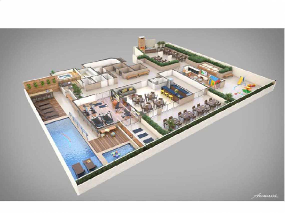PRIME VILLE BOTAFOGO - Apartamento À VENDA, Botafogo, Rio de Janeiro, RJ - LAAP20922 - 13