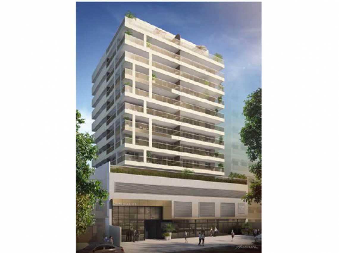 PRIME VILLE BOTAFOGO - Apartamento À VENDA, Botafogo, Rio de Janeiro, RJ - LAAP20922 - 1