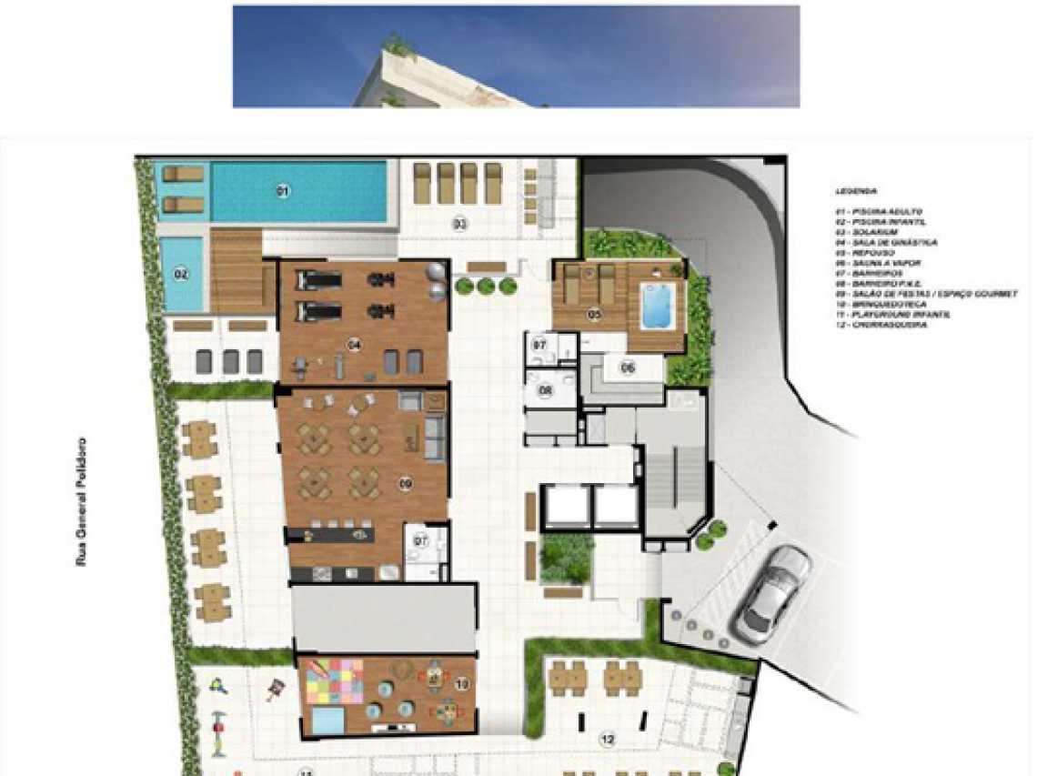 PRIME VILLE BOTAFOGO - Apartamento À VENDA, Botafogo, Rio de Janeiro, RJ - LAAP20922 - 12