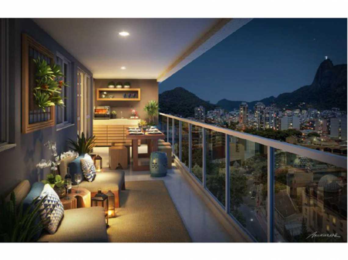 PRIME VILLE BOTAFOGO - Apartamento À VENDA, Botafogo, Rio de Janeiro, RJ - LAAP31321 - 11