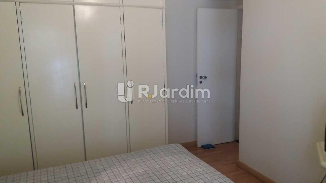 quarto 2 - Apartamento Padrão Residencial Leblon - LAAP40552 - 7