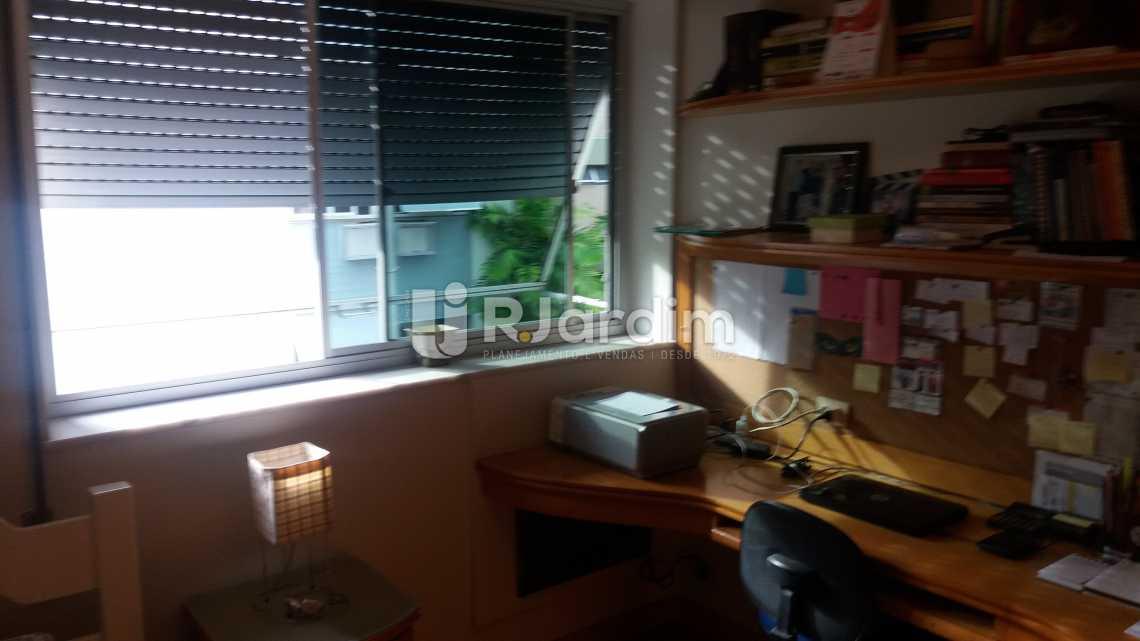quarto3 - Apartamento Padrão Residencial Leblon - LAAP40552 - 8