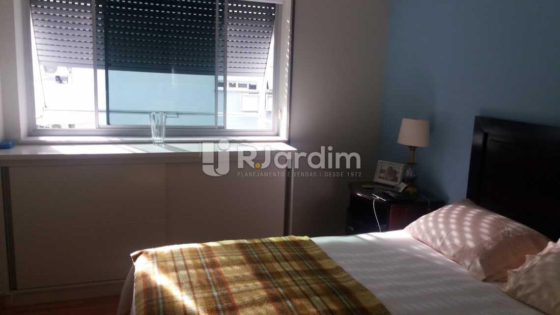 quarto da suite - Apartamento Padrão Residencial Leblon - LAAP40552 - 10